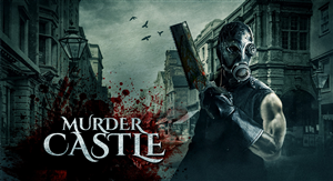 Poster Design by jshan - Murder Castle Game Title Poster