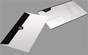 Envelope Design by MohamedZa for this project | Design: #4630690