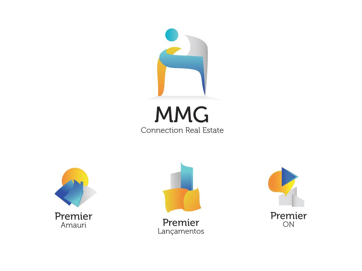 modern upmarket logo design for mickael malka by davi callegari design 1336068
