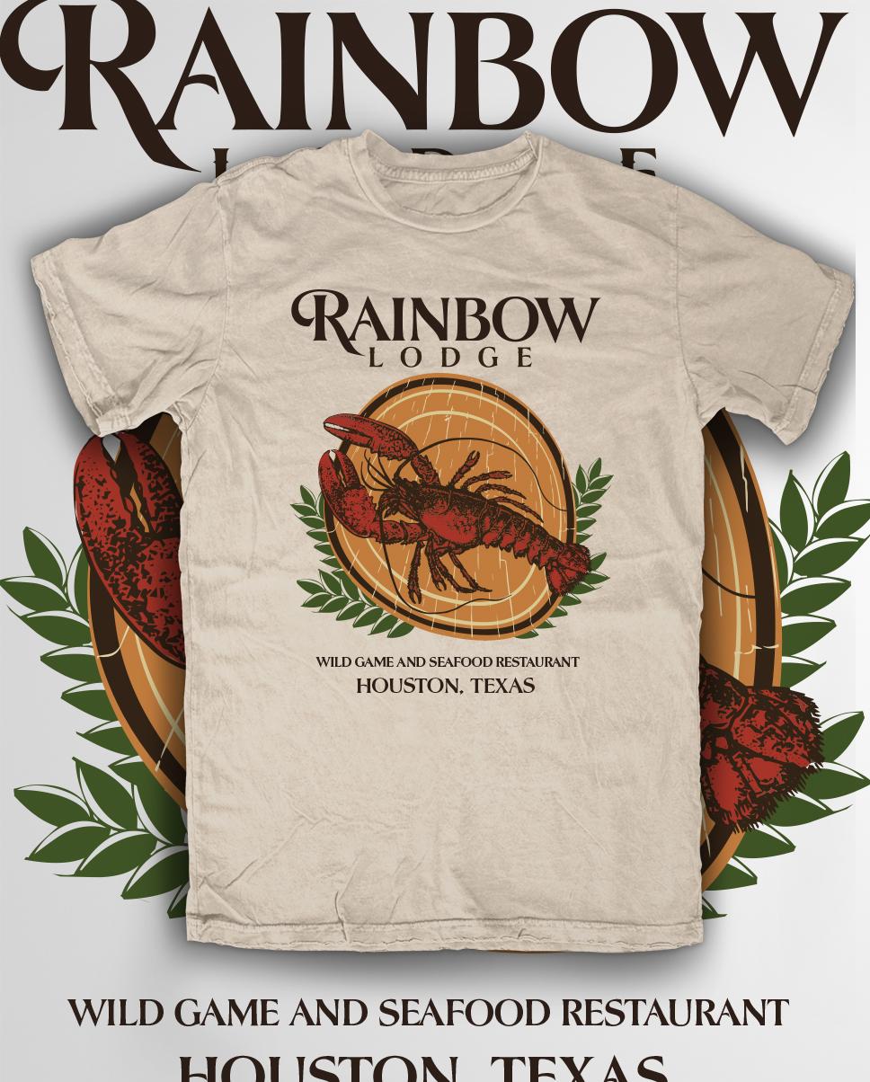 T shirt design for dee by northerner29 design 4689472 for Restaurant t shirt ideas