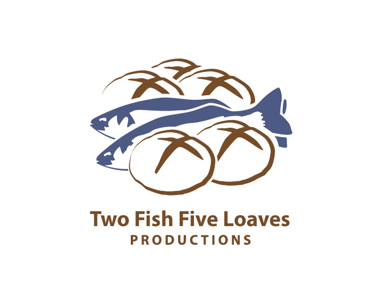 Serious professional logo design for heavensong for Five loaves two fish