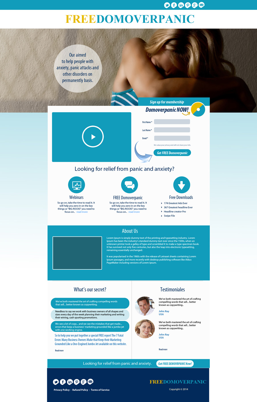 Product Web Design for Meta Training OU by uk | Design #4628123