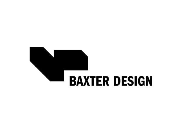Landscape logo design for baxter design by borja design for Landscape design jobs new zealand