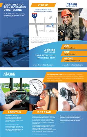 Brochure Design by yuliusstar - Medical Practice Brochure Design Project - Guar ...
