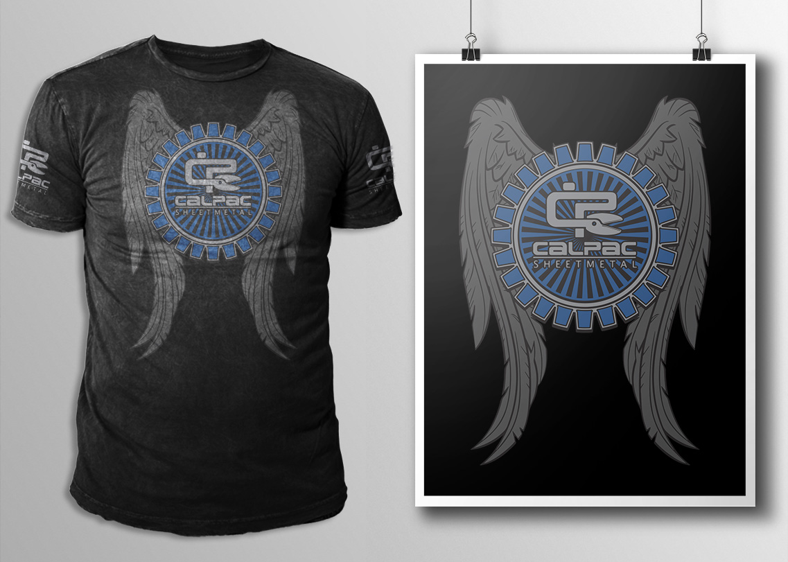 Contractor T-shirt Design for a Company by swo0osh ... |General Contractor Shirt Design