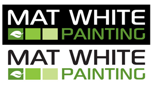 Logo Design job – mat white painting – Winning design by Patrick Tero