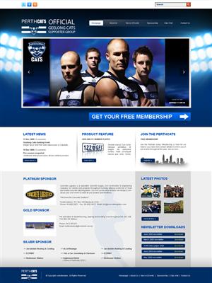 Web Design by Mark James