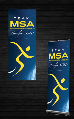 Banner Ad Design by FutureDesigne - TEAM MSA    Here for YOU!