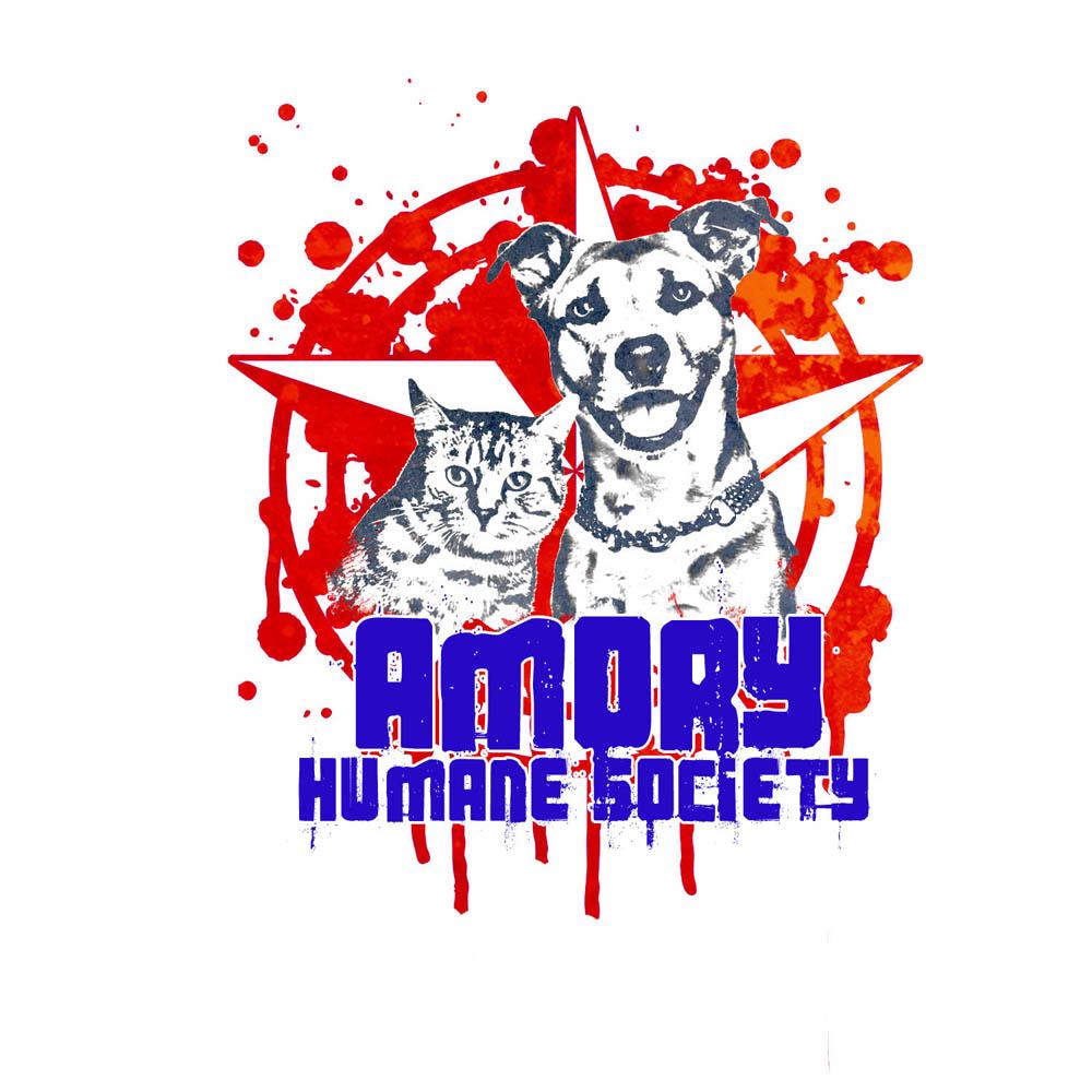 Non profit animal rescue needs t shirt design for for Non profit t shirt fundraiser
