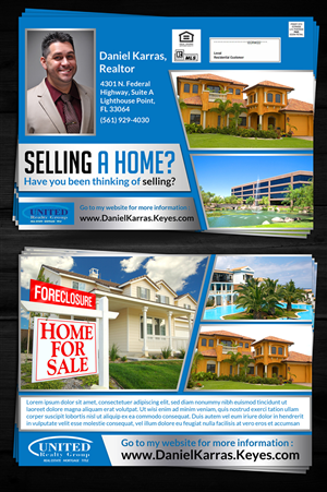 Flyer Design by ESolz Technologies - Real Estate Template