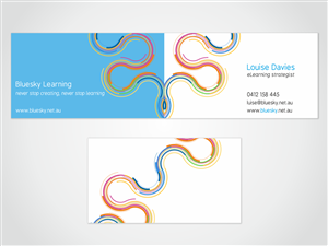 Graphic Design job – Blueskye Learning Graphic Design Project – Winning design by HYPdesign