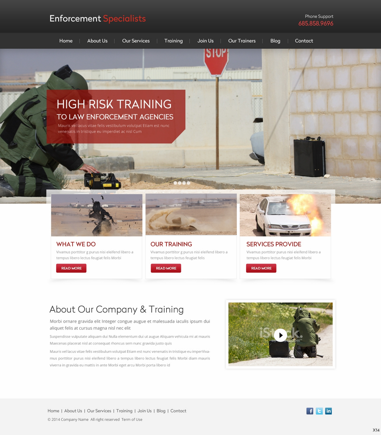 Serious, Professional Web Design for Traci Bermingham by pb | Design ...