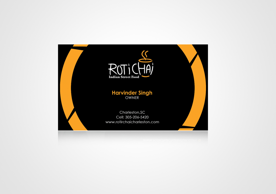 Business Card Design Catering Image collections - Card Design And ...