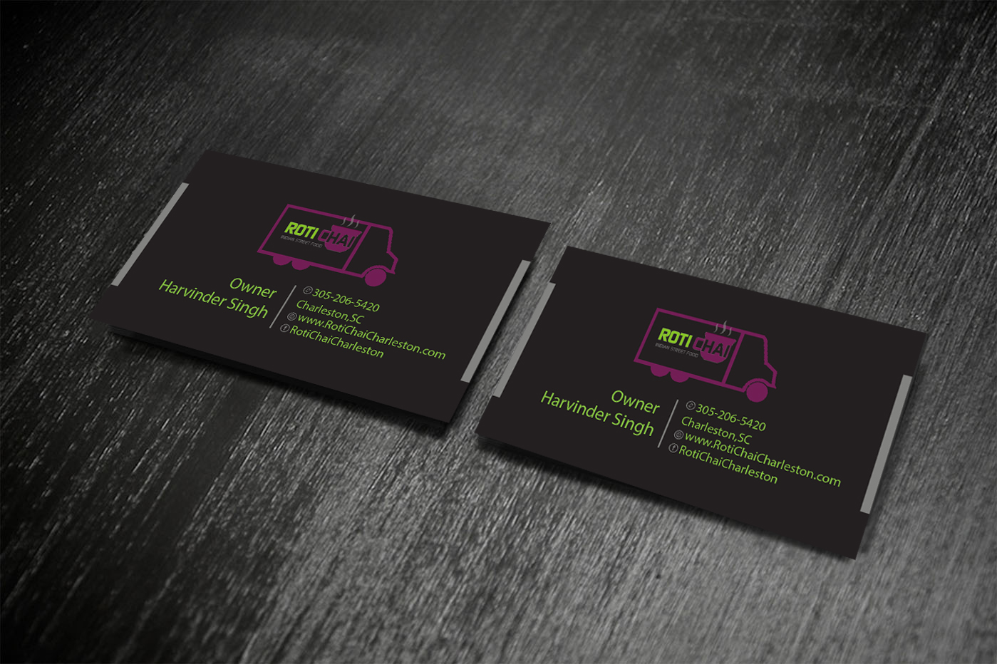 Playful, Modern Business Card Design for Harvey Singh by creative ...