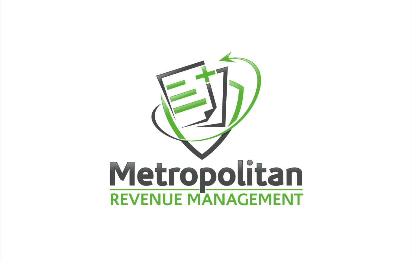 Medical Logo Design For Metropolitan Revenue Management By