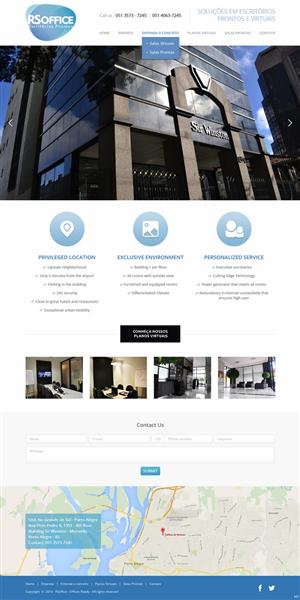 Web Design by pb - Website RsOffice