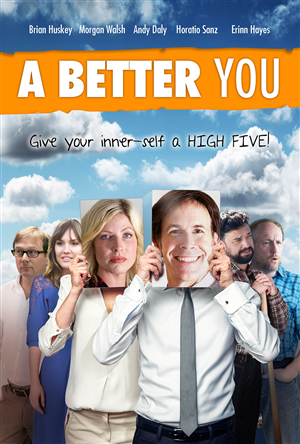 Poster Design by Robert R. - A Better You movie poster design