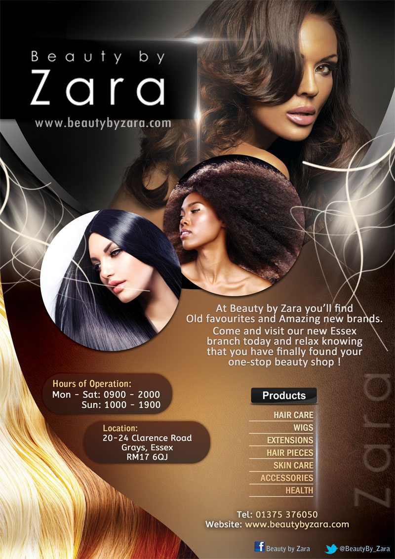 Zara poster design - Flyer Design By Sr Graphics For New Store Open For Business Design 4659173