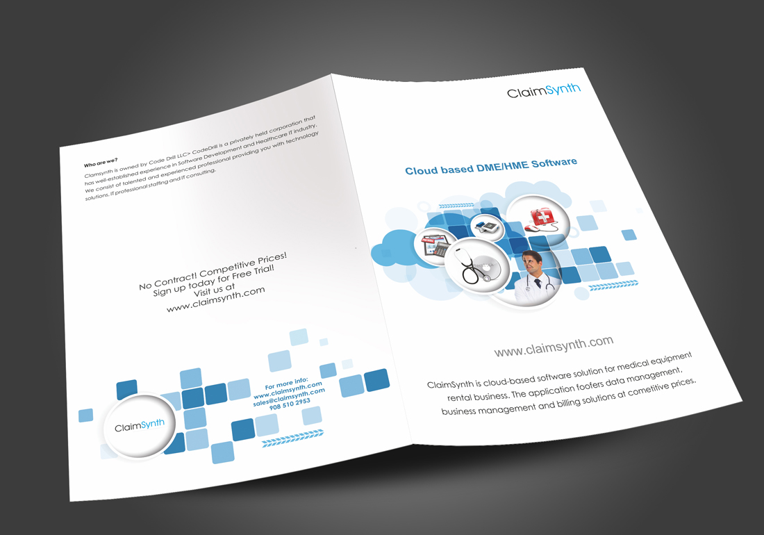 18 Professional Healthcare Brochure Designs for a Healthcare ...