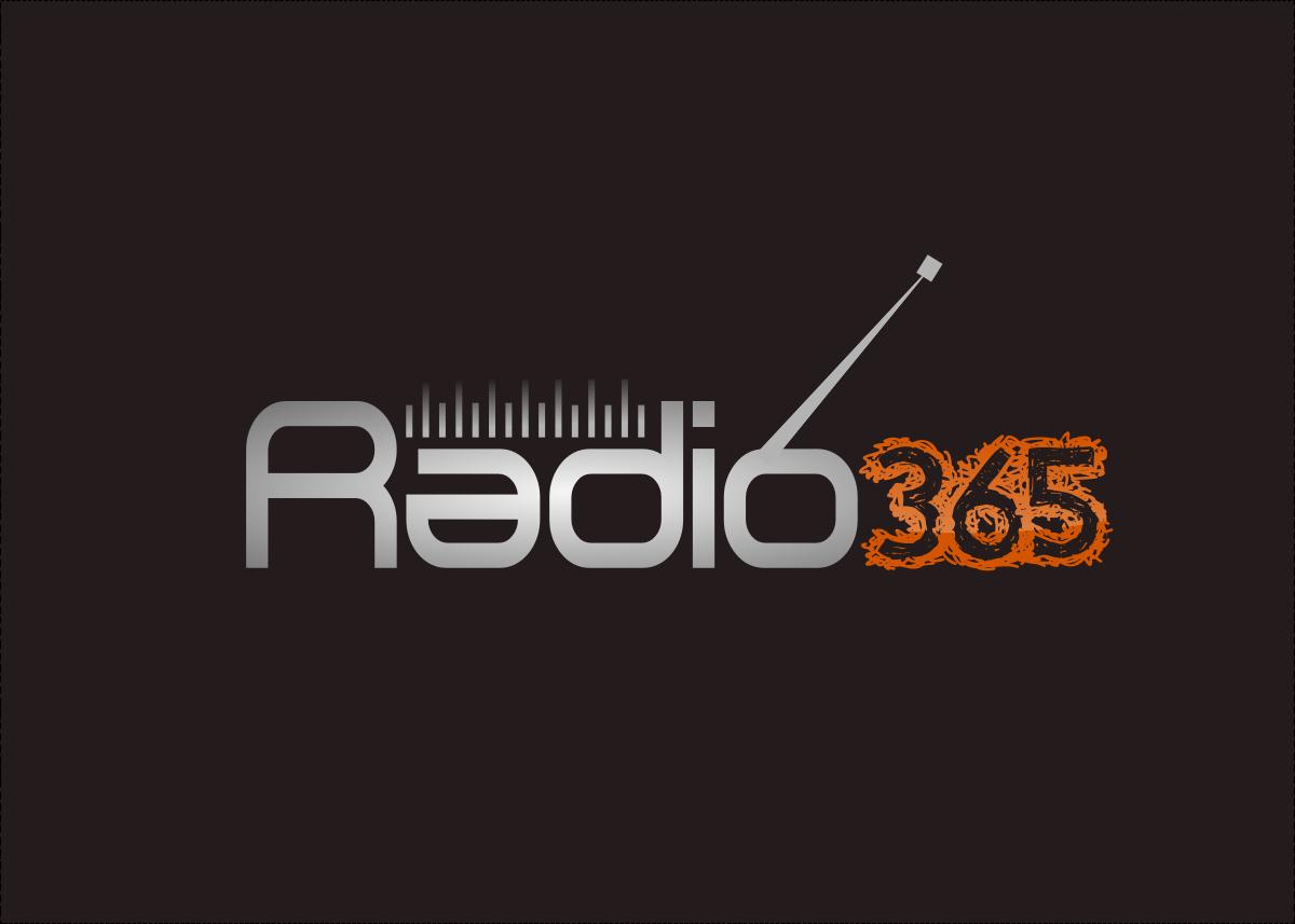 internet logo design for radio 365 by ovreis design 1326011