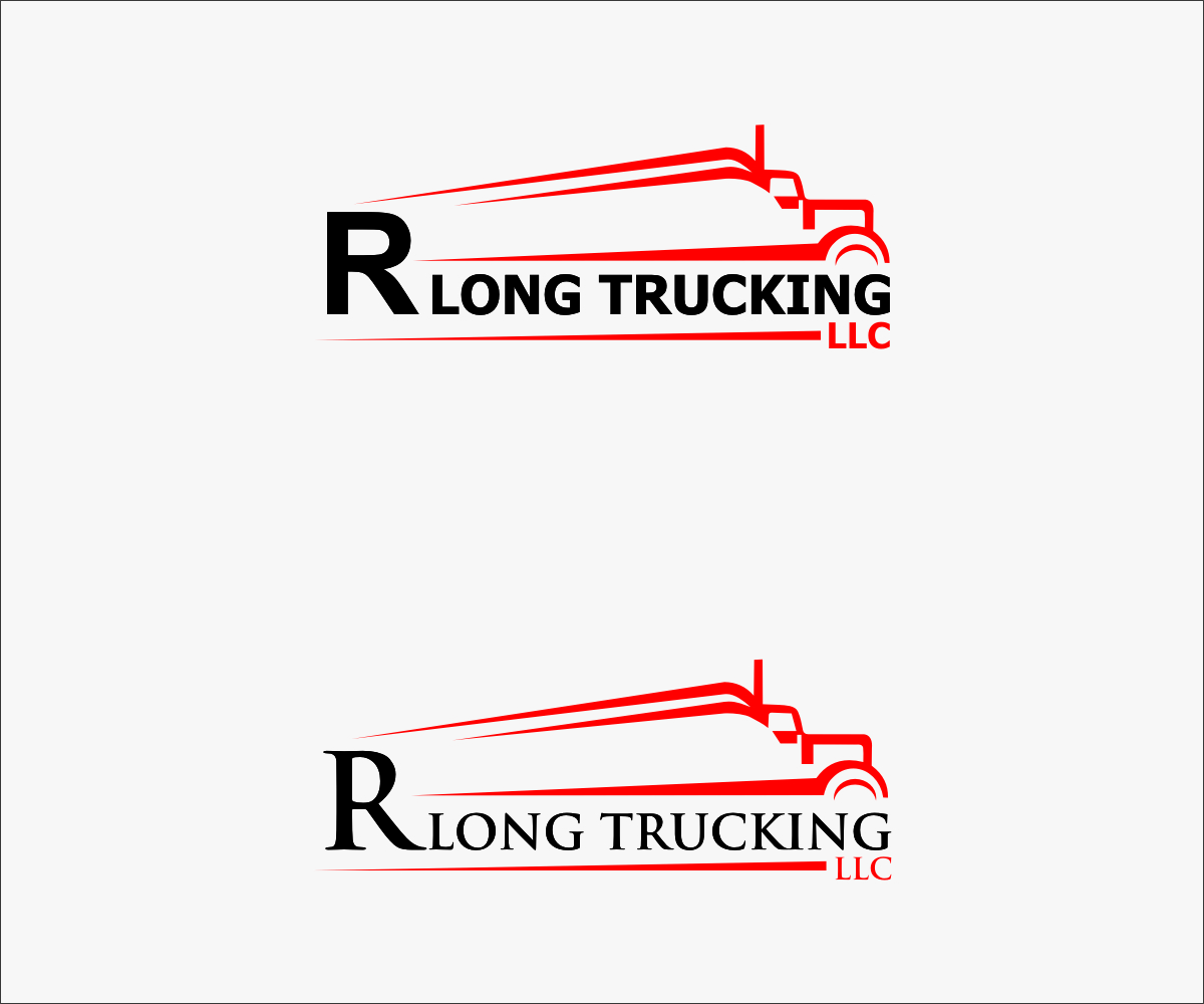 Bold masculine it company logo design for r long for Designing company