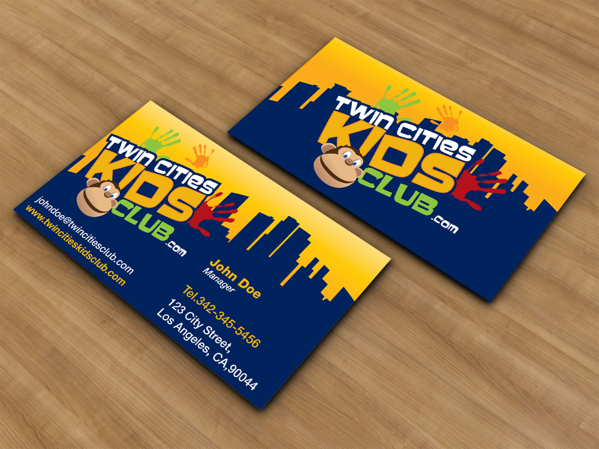 Just for kids health business card template adorable personalized business cards twin cities thank you for visiting reheart nowadays were excited to declare that we colourmoves