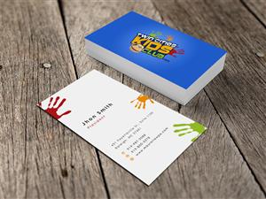kids buisness cards