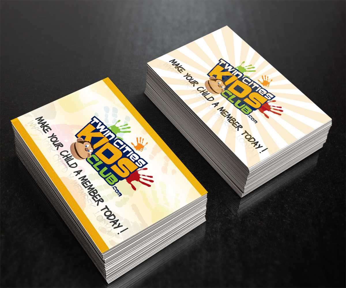 kids business cards - Romeo.landinez.co