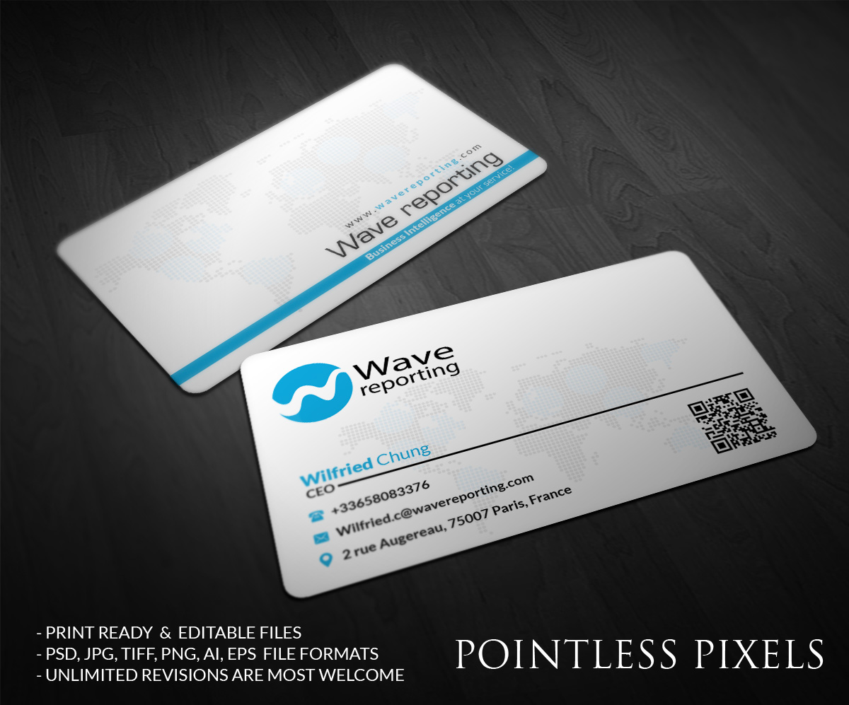 Professional elegant business business card design for a company business card design by pointless pixels india for this project design 5072559 reheart Image collections