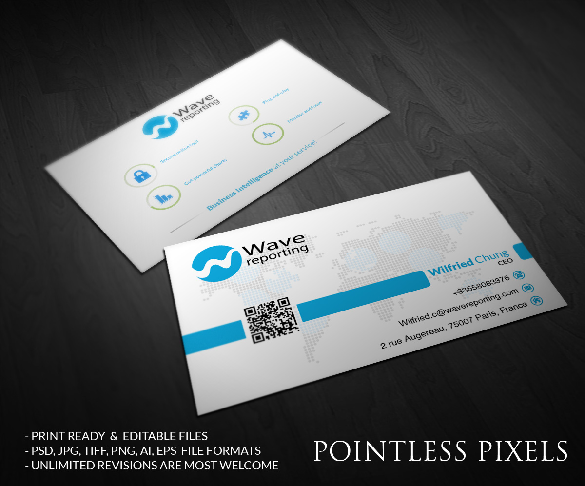 Professional elegant business business card design for a company business card design by pointless pixels india for this project design 5073167 reheart Gallery