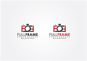 Logo Design by Crazy Art - photographer seeks visionary for professional logo