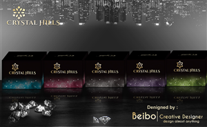 Packaging Design by Beibo - Crystal Hills is looking for packaging design
