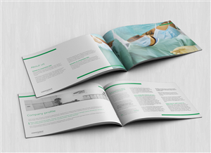 Brochure Design by Oilegak - Medical Implant company needs a Top Quality Pre ...