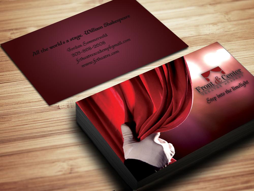 Design De Carte Visite Par Mrafayakhter Pour Ce Projet