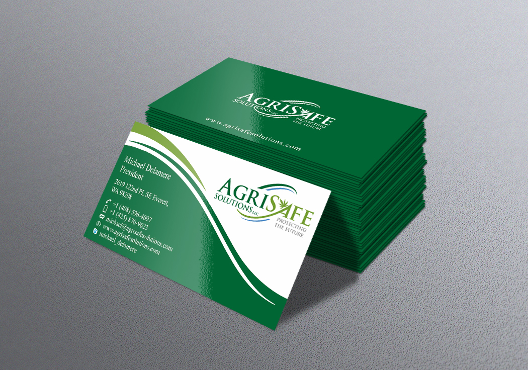 38 Business Card Designs | Security Business Card Design Project for ...