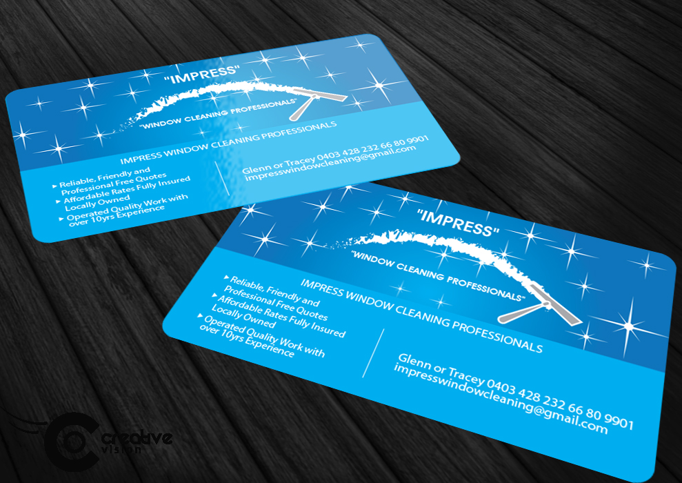 Business Card Design for Tracey Johnson by creative vision | Design ...