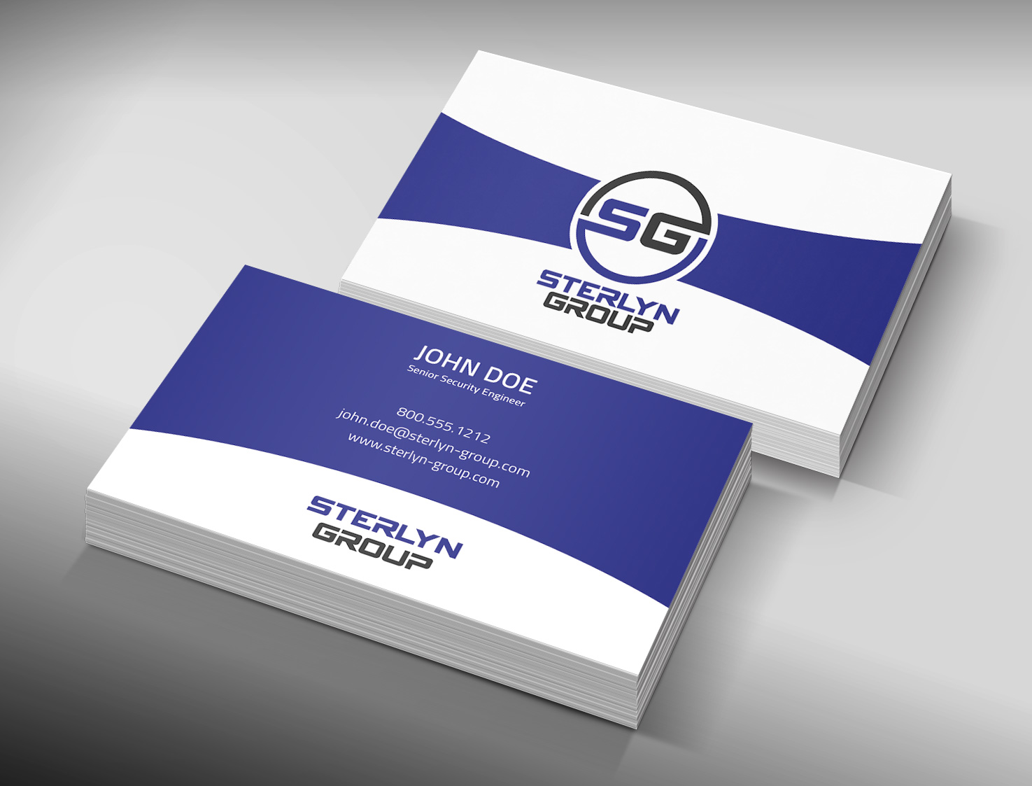 Professional conservative business business card design for a business card design by creation lanka for this project design 4745890 colourmoves Choice Image