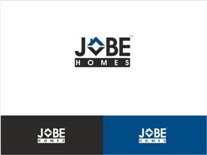 144 Bold Playful Building Logo Designs for Jobe Homes a Building ...