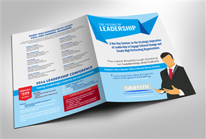 Brochure Design by lookedaeng