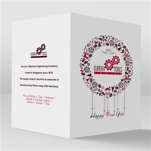 Greeting Card Design by usmandesigner26