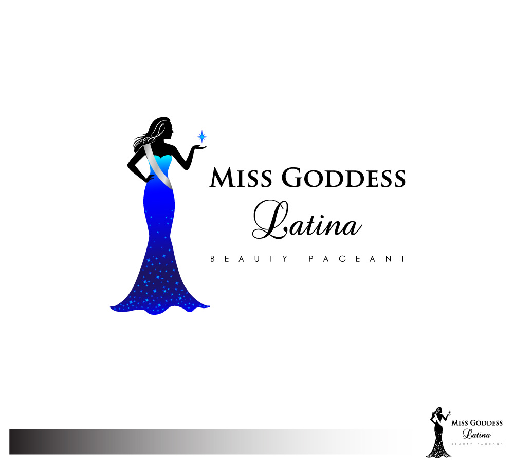 Beauty pageant logo vector - photo#2