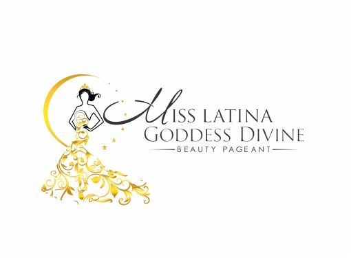Beauty pageant logo design - photo#35