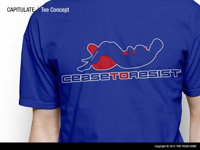 Bold modern t shirt design for cia paulista australia by for Design t shirts online australia