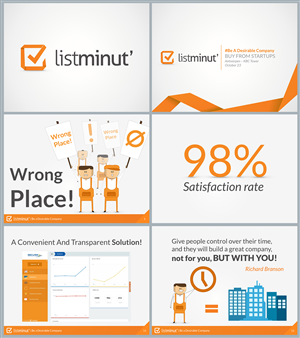 PowerPoint Design by Eminente - Buy From Startups PowerPoint