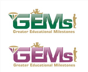 Logo Design job – Greater Educational Milestones GEMs – Winning design by Sushma