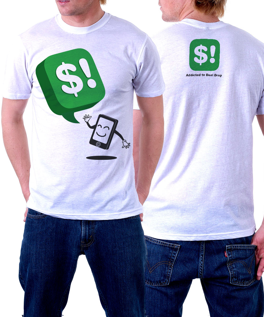 9dc5901c1 Modern, Personable, Store T-shirt Design for a Company in United States    Design 3001687