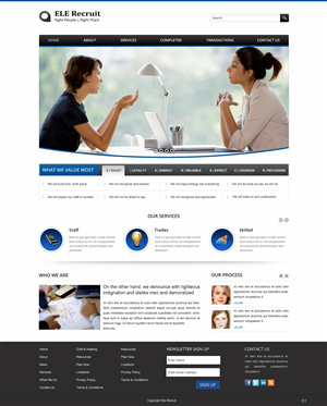 Web Design by pb
