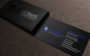 87 Professional Accounting Business Card Designs For A Accounting Business In Canada