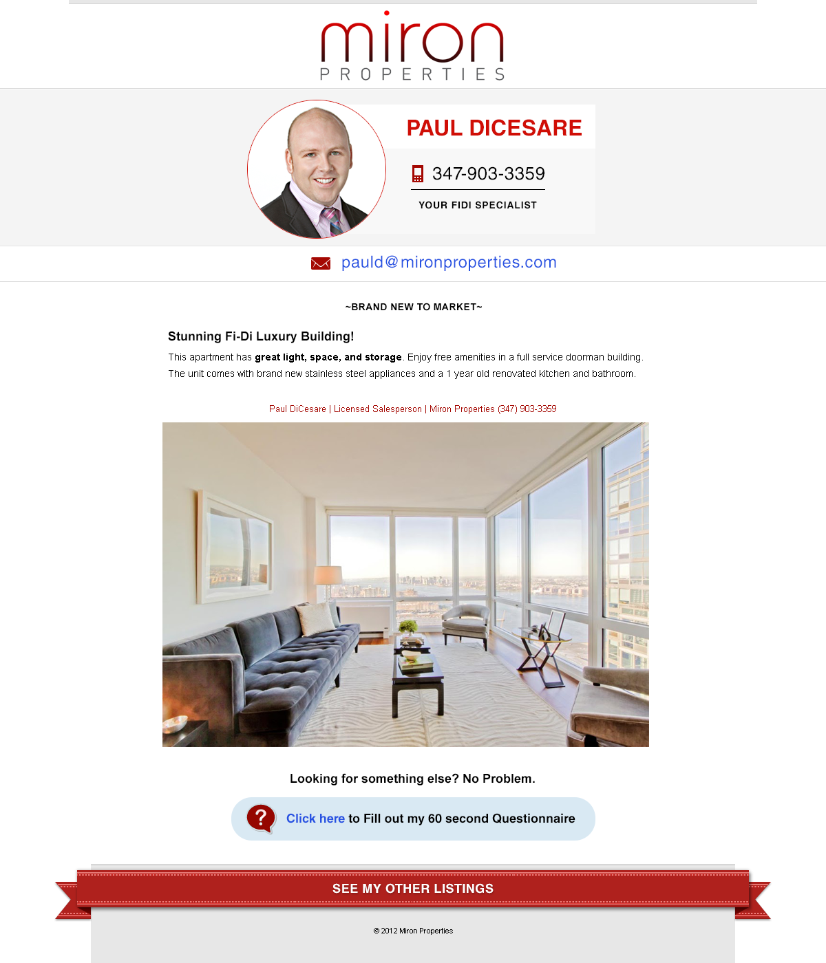 10 bold banner ad designs real estate banner ad design for Craigslist real estate ad templates