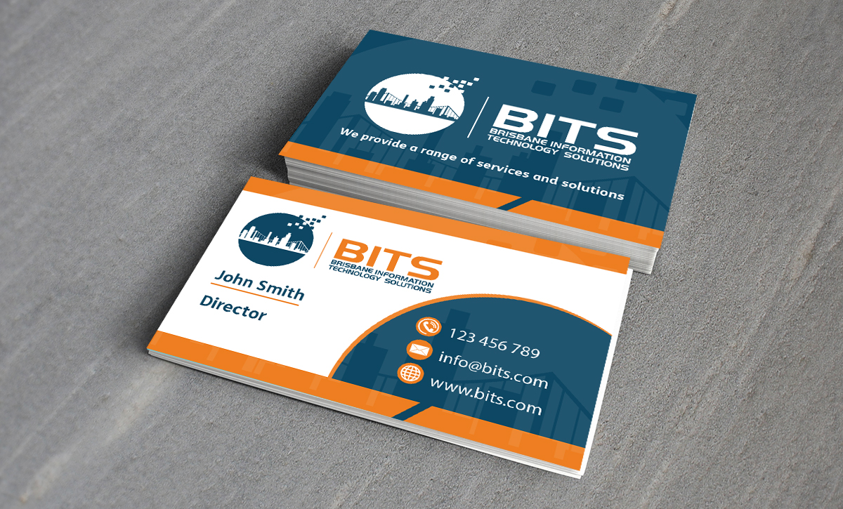 Technical support business cards best business cards modern professional business card design for a company by colourmoves